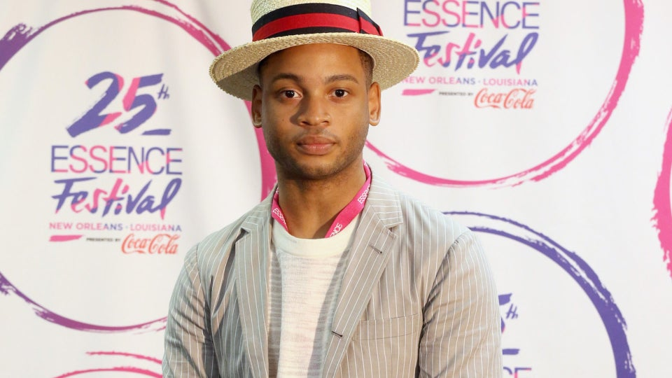 'Pose' Star Ryan Jamaal Swain On His First Essence Fest Experience