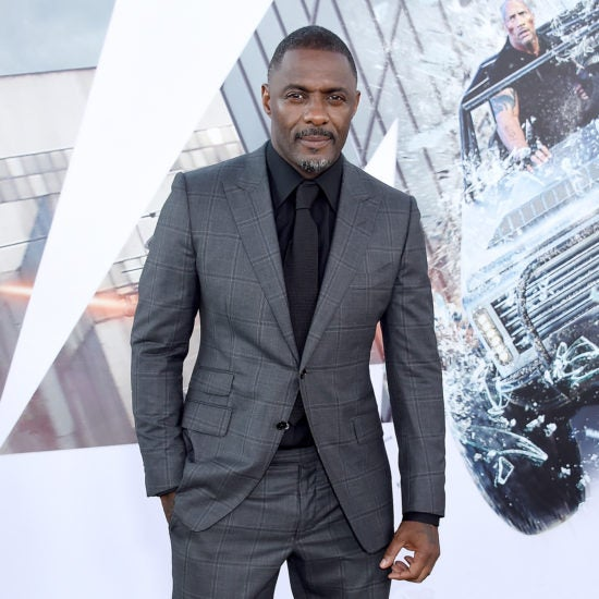 Idris Elba Brings Rude Boy Vibes From The Screen To The Sound Track In 'Hobbs & Shaw'