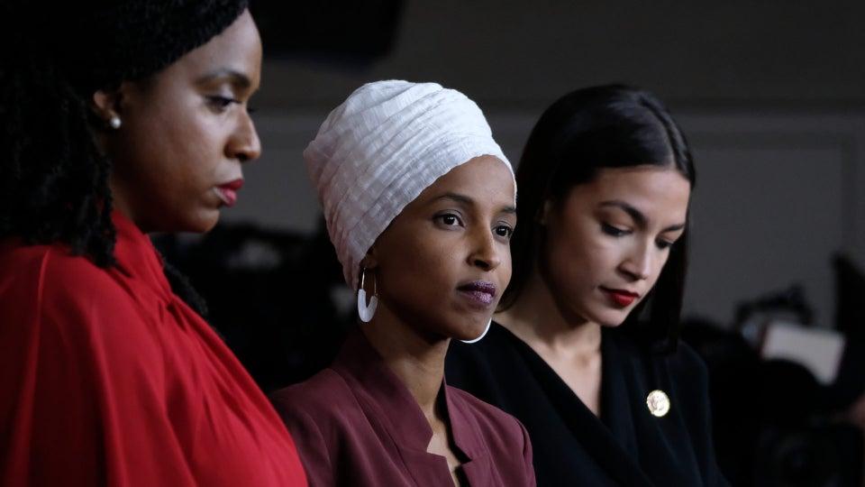 Black Lawmakers Speak Out On Resolution Condemning Trump's Racist Rhetoric