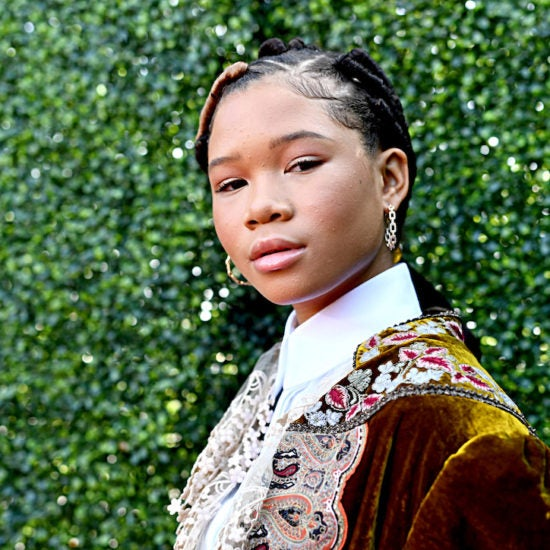 Storm Reid Is Bringing #BlackGirlMagic To The 'Suicide Squad' Sequel