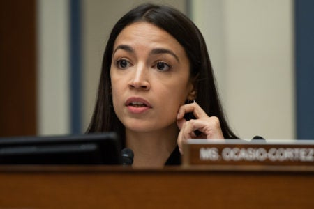 AOC Says 'It's Utterly Irresponsible' To Put Mike Pence In Charge of Coronavirus Response