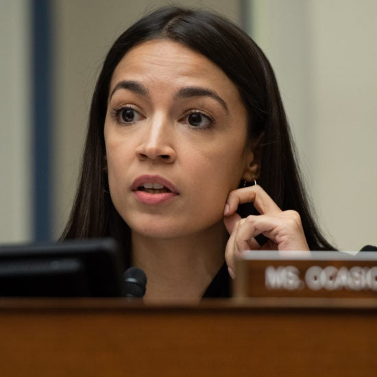 Rep. Alexandria Ocasio-Cortez Unveils Bold Vision For Addressing Poverty