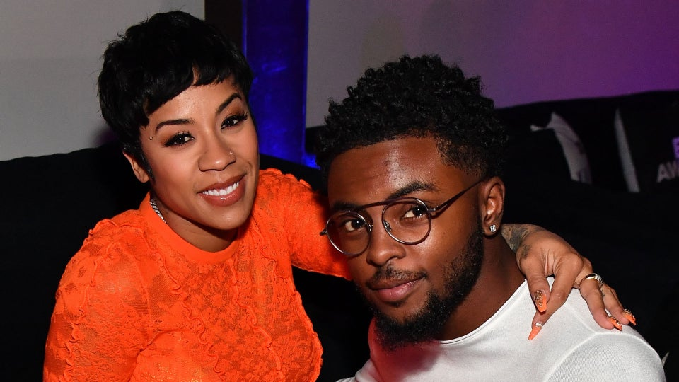 Keyshia Cole Shares The First Photo Of Her Newborn Son Tobias