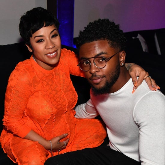 He's Here! Keyshia Cole Gives Birth To Her Second Son