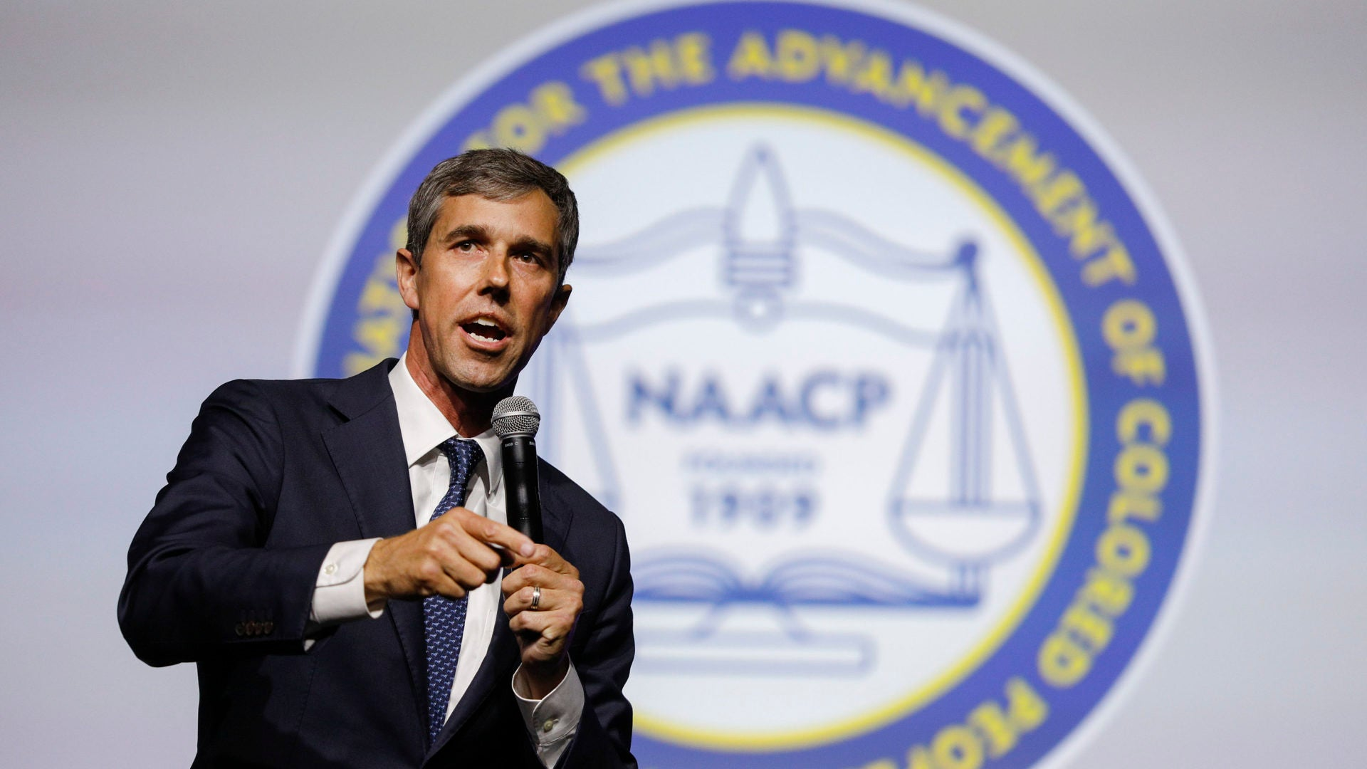 Beto O'Rourke Determined To End Trump Administration's 'Worst Practices'