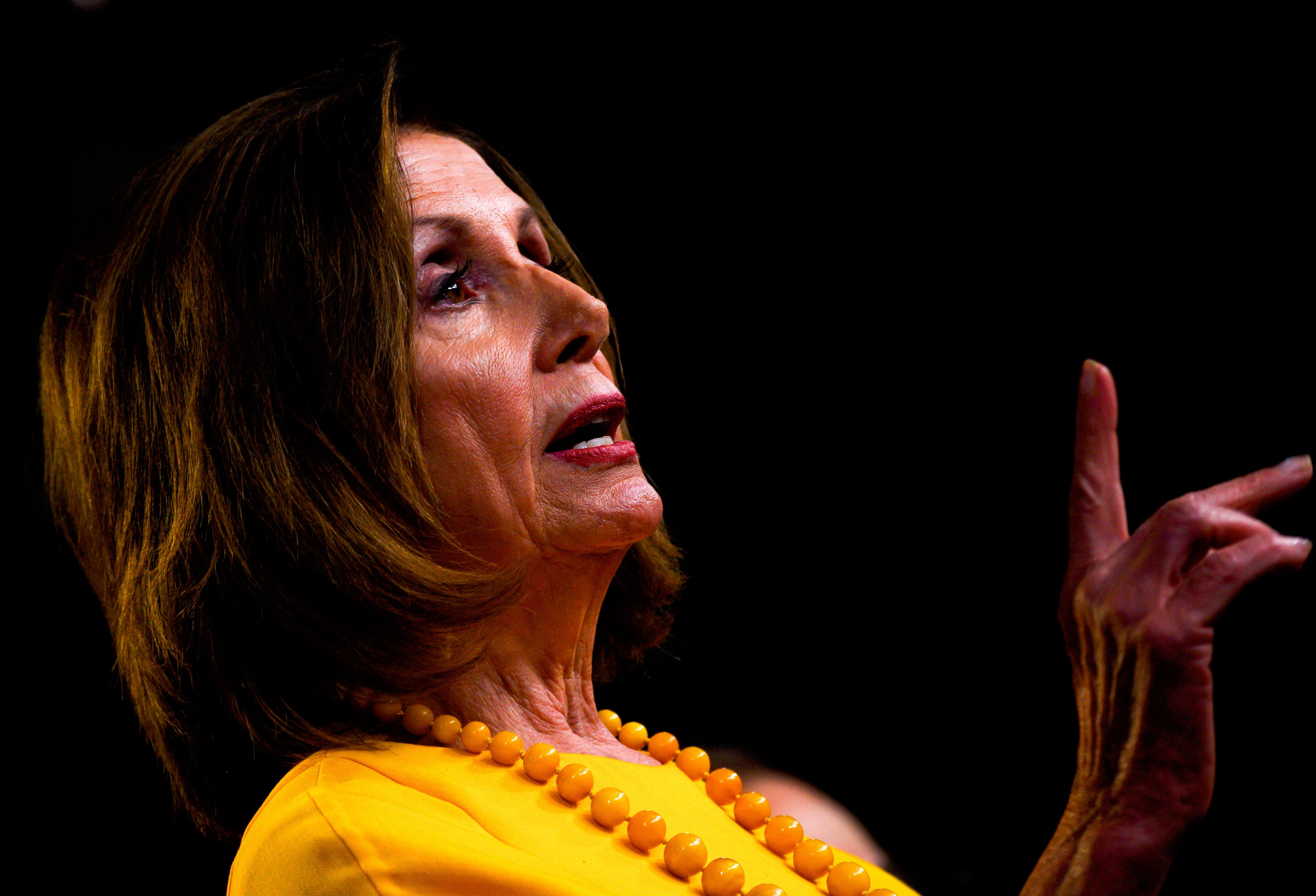 Nancy Pelosi Announces Impeachment Inquiry Of Trump: 'No One Is Above The Law'