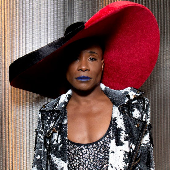 Billy Porter Channeled 'Pose' For His 'Saturday Night Live' Spoof Of The Democrat Candidates
