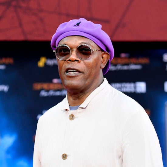 Samuel L. Jackson Wants You To Stay The F**k Home