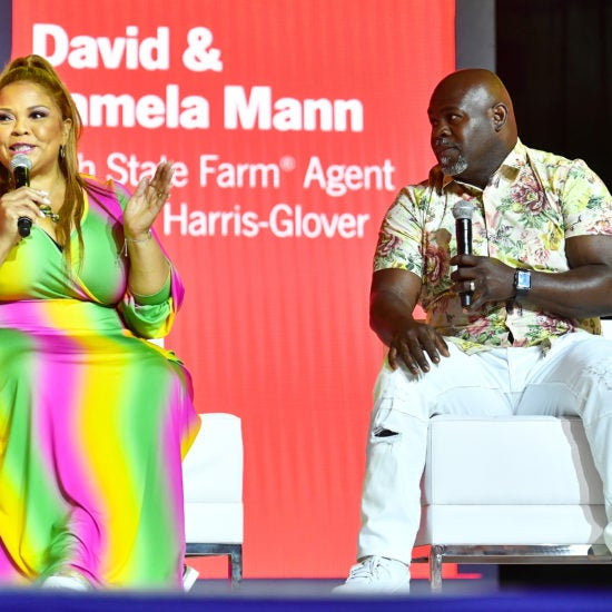 Money Moves: David And Tamela Mann Dish On Financial Wellness