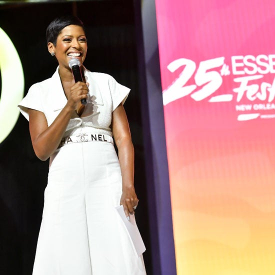 Tamron Hall Is Finding Her Groove As A Working Mom