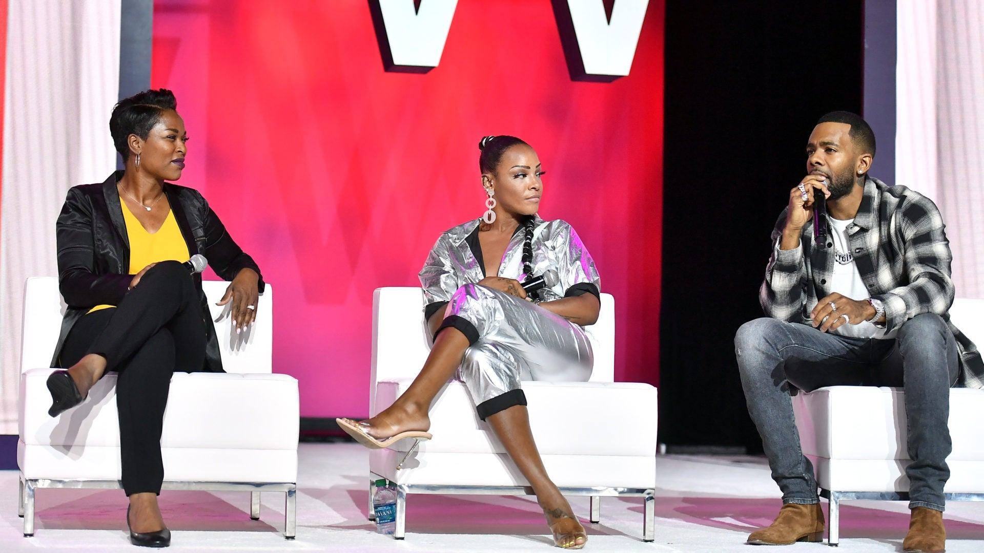 WATCH: Dawn Richard & Mario Get Real With Coca-Cola's Pam Stewart In A Powerful Conversation About Redefining Labels