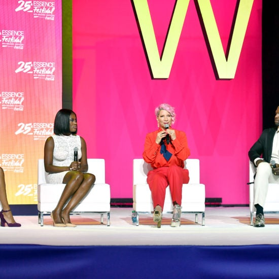 Terry Crews, Asante McGee Talk About Breaking The Silence Around Abuse And Assault At Essence Fest