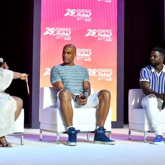 Boris Kodjoe and Lance Gross Share Their Best Advice For Black Dads, Open Up About Fatherhood