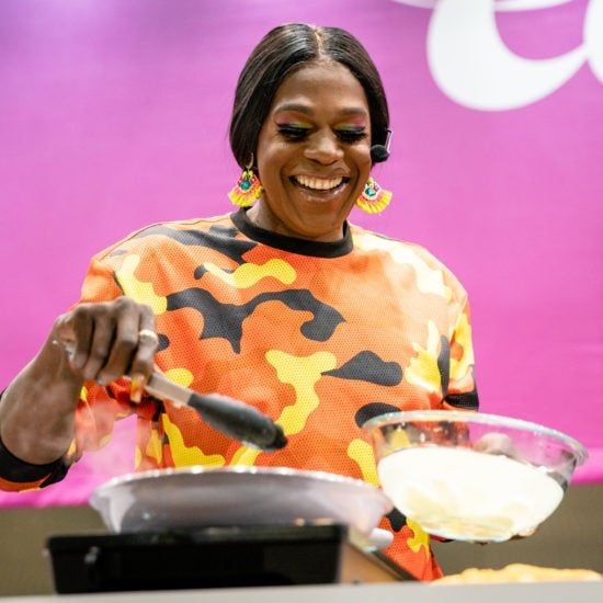 Big Freedia Whips Up Her Famous 'Booty Popping Potatoes' That Have Flavor And Bounce By The Ounce