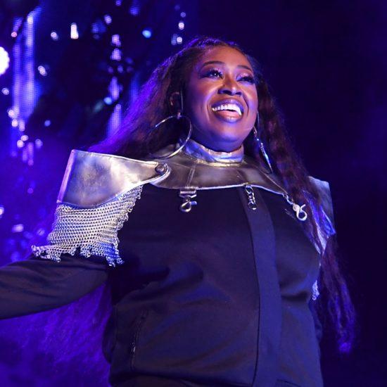 Missy Elliott Rocked The Superdome Friday Night In 3 Custom Looks