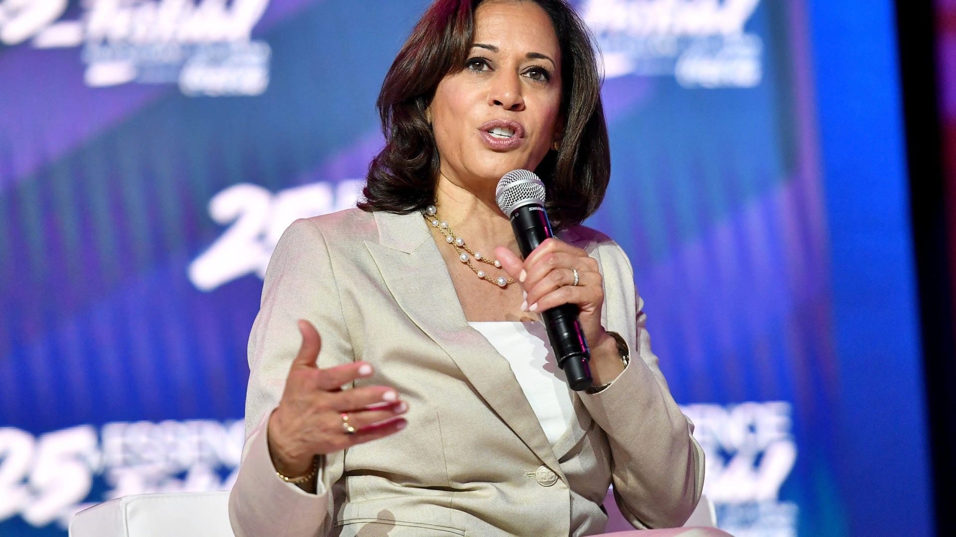Kamala Harris Proposes Plan To Close Rape Kit Backlog