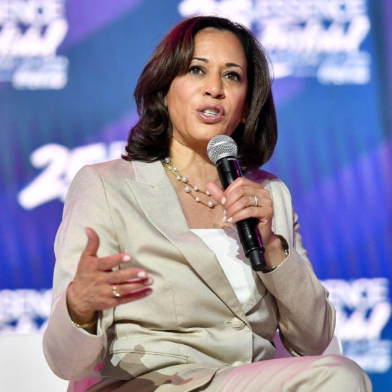 Kamala Harris Looks To Court Black Women Voters This Week With Help From Higher Heights