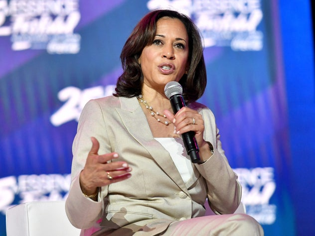 Kamala Harris To Black Women: 'The Power Is In Your Hands'