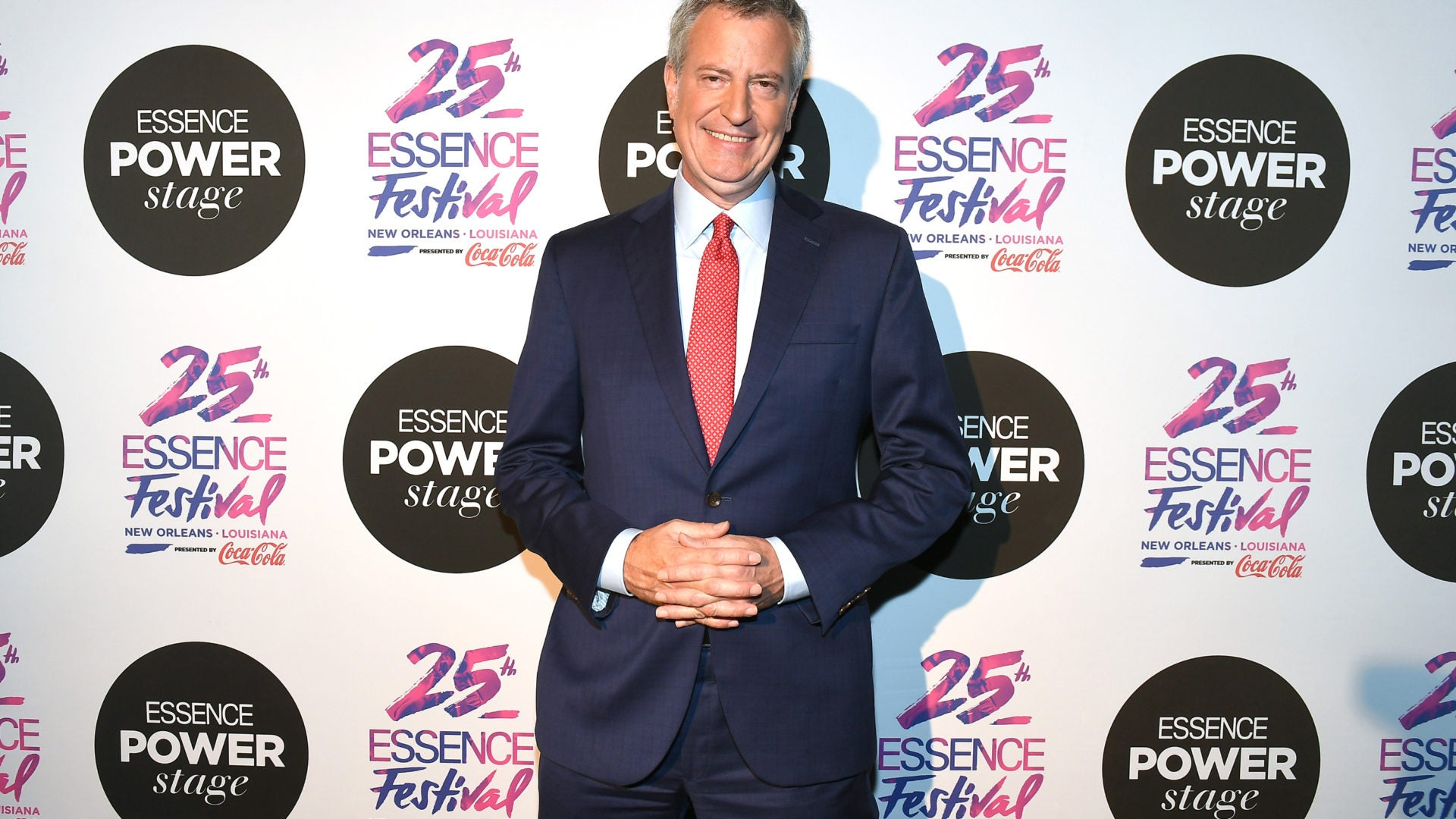 Bill de Blasio: 'What I Have Been Doing As Mayor Of NYC Is What I Want To Do As President'
