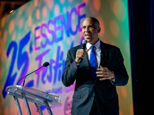 Cory Booker Speaks On The Black Women Who Have Played The Biggest Role His Life