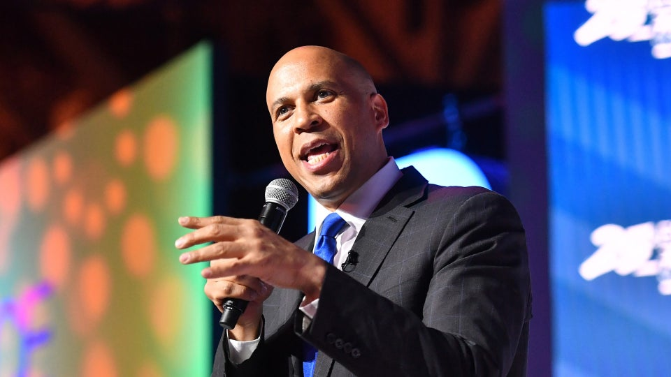 Cory Booker: 'To Win, Our Nominee Must Reflect Our Party'