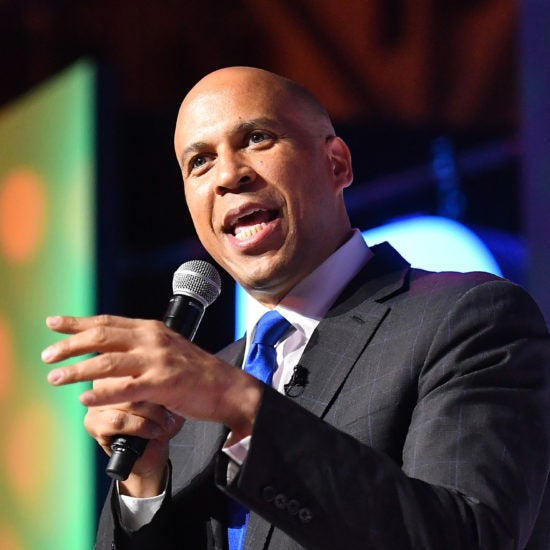 Cory Booker Makes Heartfelt Pitch To Black Women On 2019 Essence Festival Power Stage