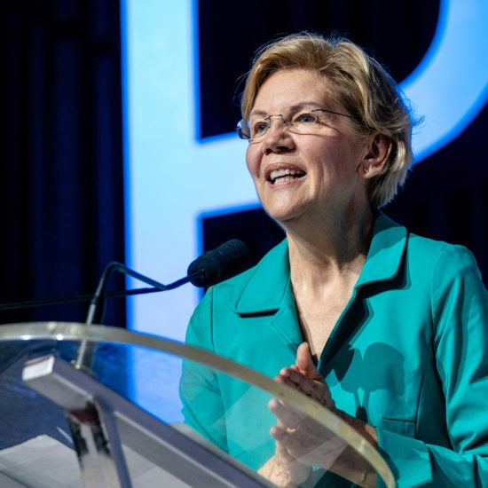 New Poll Puts Warren Ahead Of Biden Going Into Presidential Primary Debate