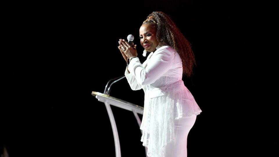 Iyanla Vanzant Drops Wisdom At Essence Festival's Power Stage