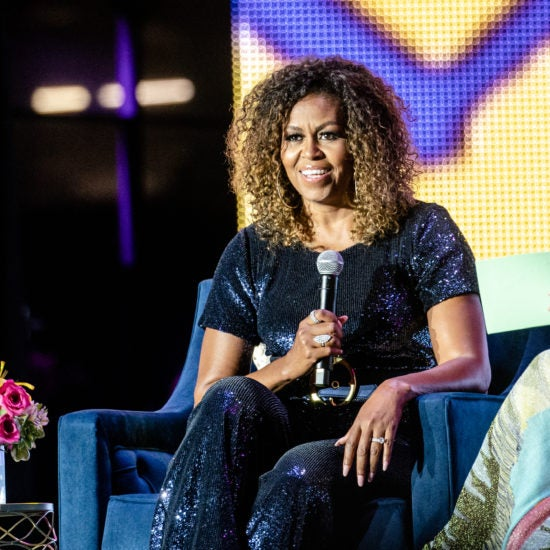 Michelle Obama Reveals Why Women Should Marry Their Equal At Essence Festival