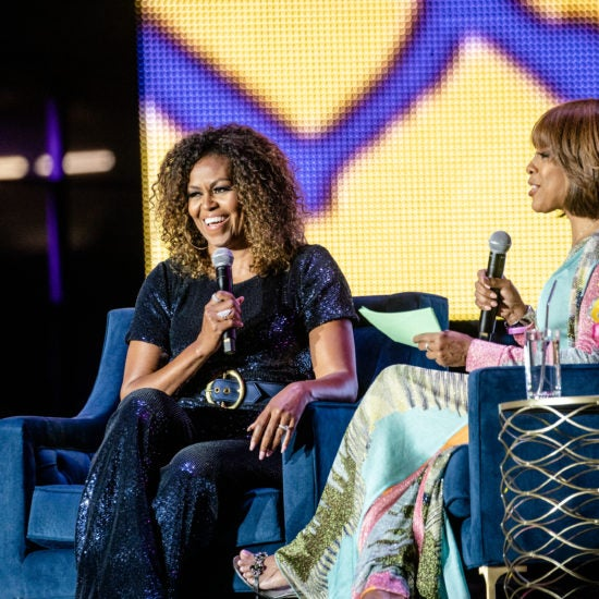 Michelle Obama Talks Post-White House, Relationships, And Living A Healthy Life At Essence Festival