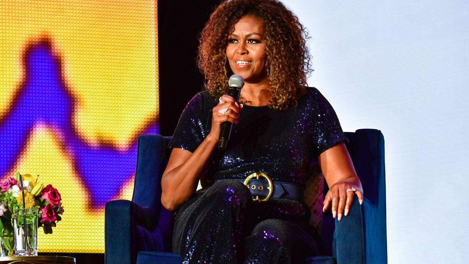 Michelle Obama Opens up About Raising Her Daughters in the White House