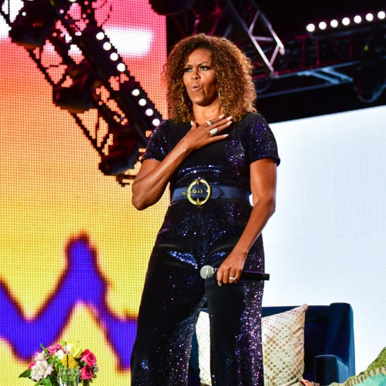 The OverExplainer Reacts To Michelle Obama Giving Us Our Entire Lives At Essence Festival