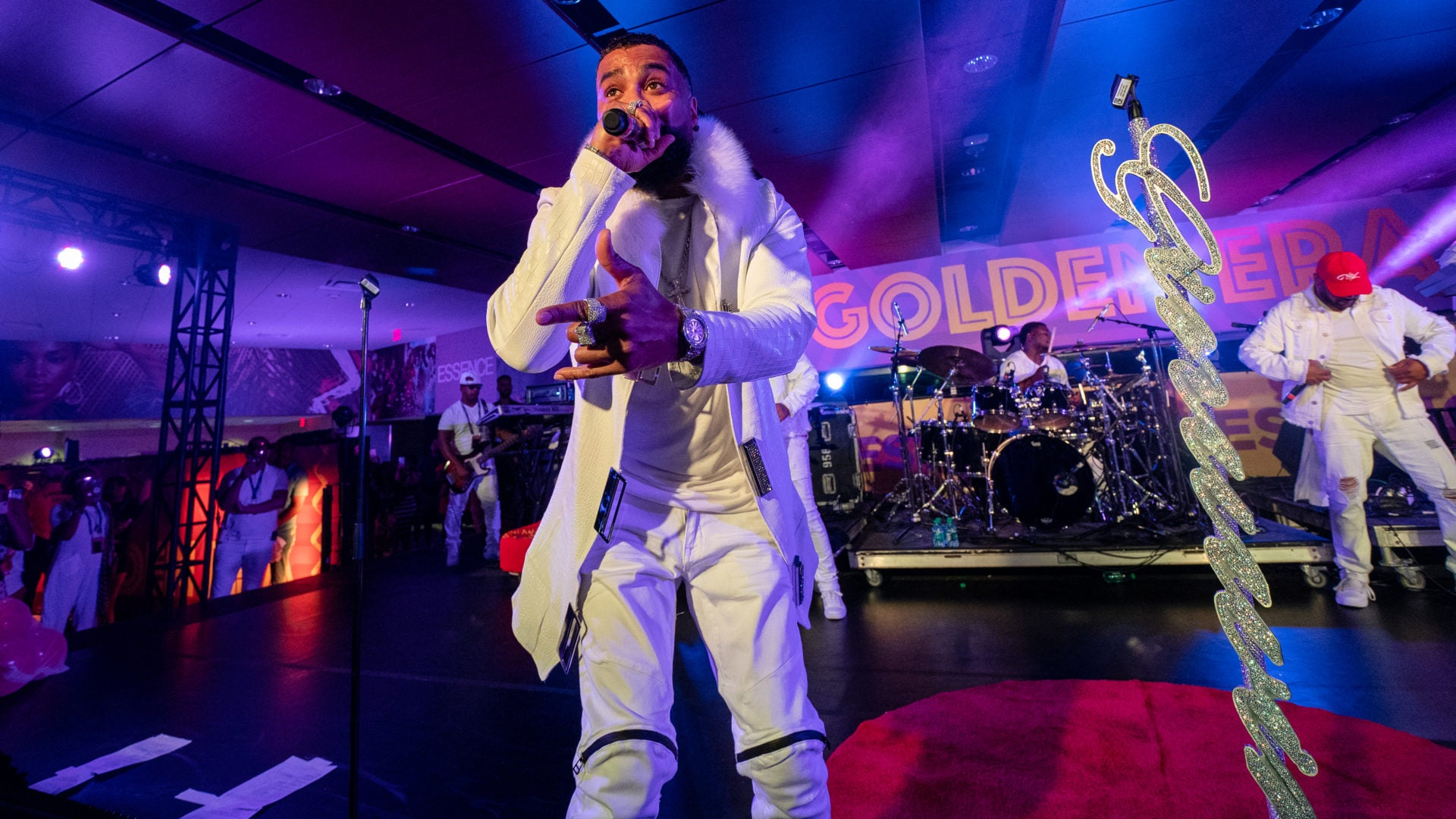 Ginuwine Says Performing Solo At ESSENCE Fest 2019 Helped Give Him The Just Due He Deserves