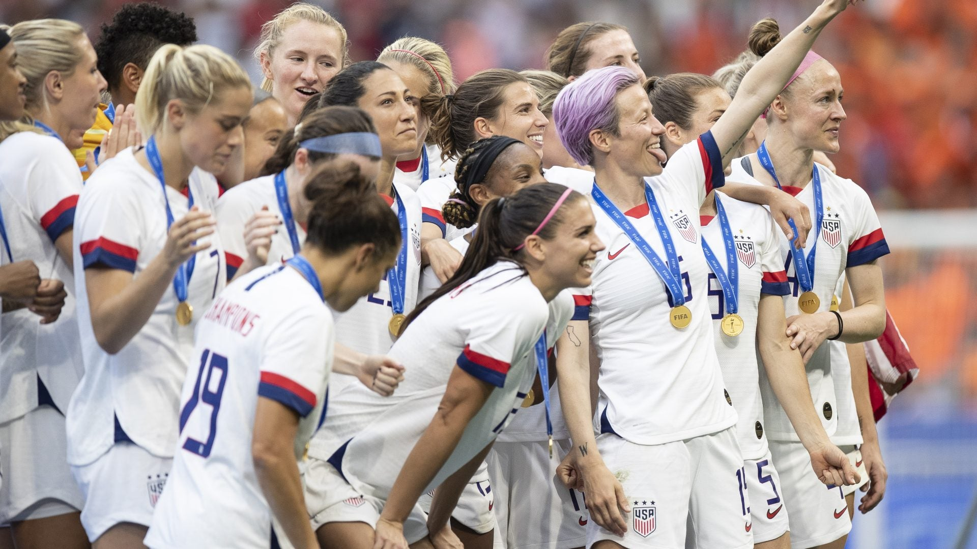 U.S. Women's Soccer Fans Shout 'F–k Trump' During Live World Cup Broadcast
