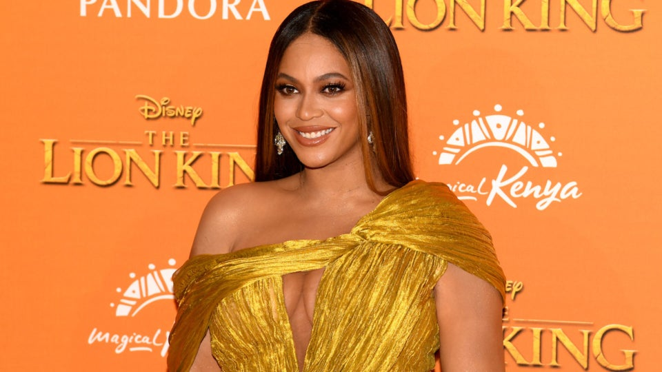 Beyoncé Shares Cover Art And Collaborations For 'The Lion King' Album