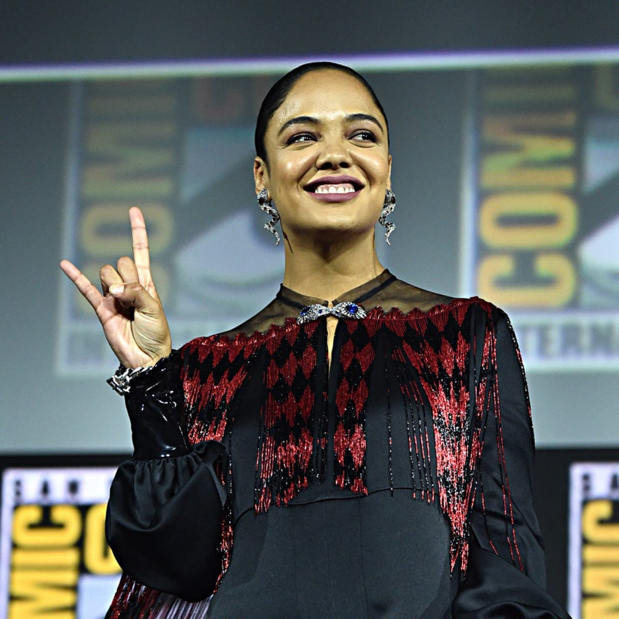 From Tessa to Teyonah: All the Black Girl Magic at Comic-Con