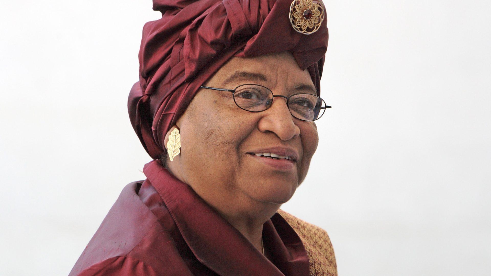 Former President Of Liberia, Ellen Johnson Sirleaf Shares Profound Global Message For Black Business Owners