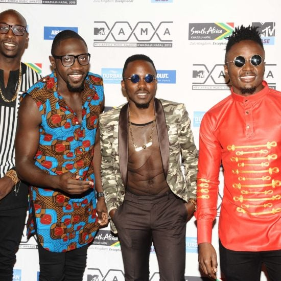 Sauti Sol: 'For The First Time, Africans Are Controlling Our Own Narrative'