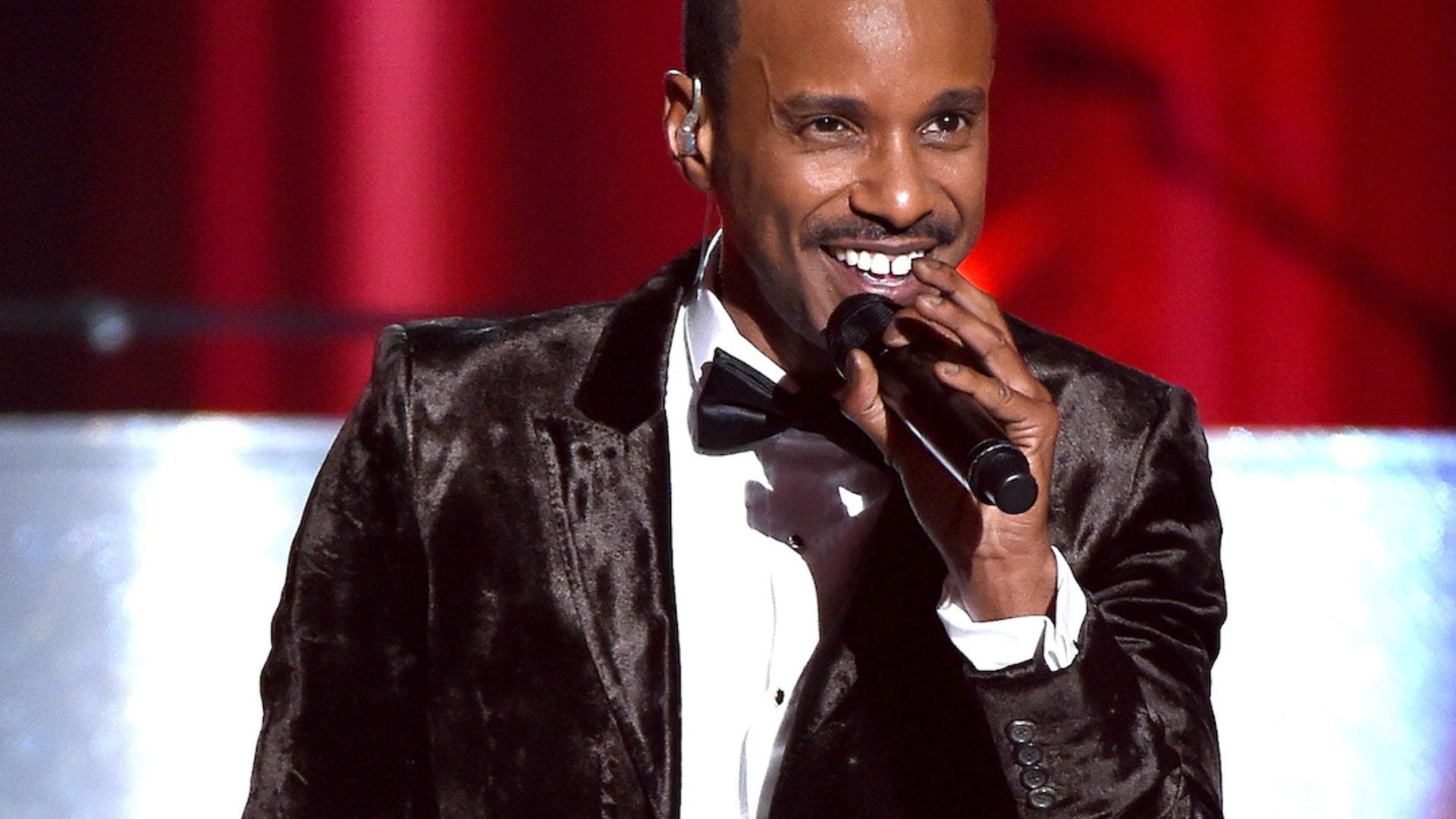 Tevin Campbell Is Ready To Release New Music