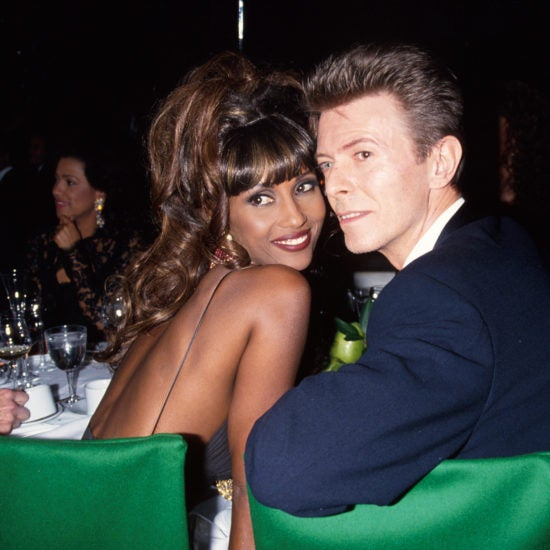 Iman Remembers Her Late Husband, David Bowie: 'He Literally Did Not Understand Fear'