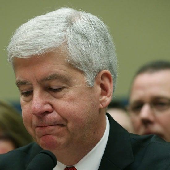Michigan Governor Withdraws From Harvard Fellowship Amid Flint Water Backlash
