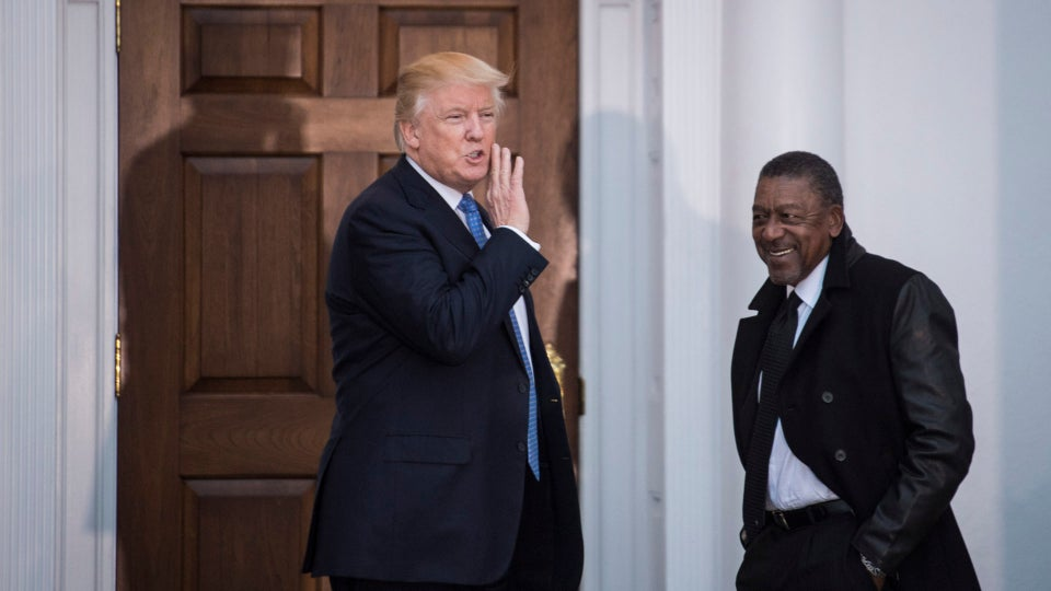 BET Founder Robert Johnson Praises Trump's Economic Policies, Says Democrats Have Gone 'Too Far Left'