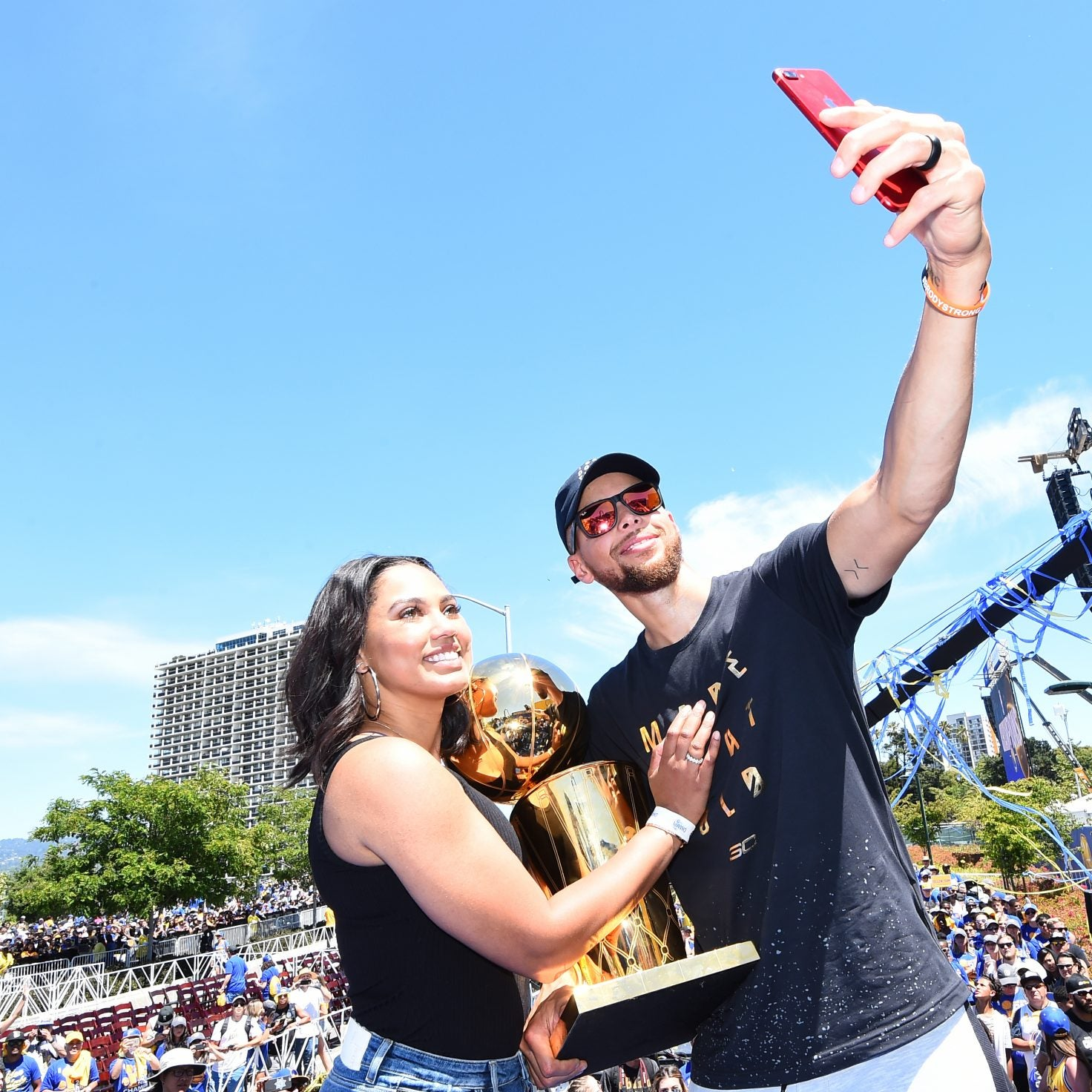 From Teenage Sweethearts To Forever Love: Steph and Ayesha Curry's Love Story