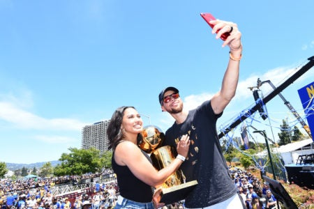 Steph and Ayesha Curry's Sweet Love Story and Photos