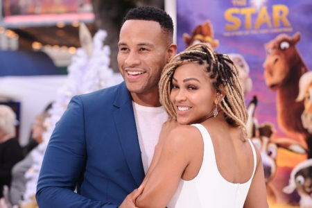 Meagan Good and DeVon Franklin Are Making Plans To Grow Their ...