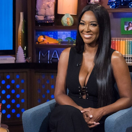 Kenya Moore Is Glowing And Unbothered Following Her Divorce Announcement