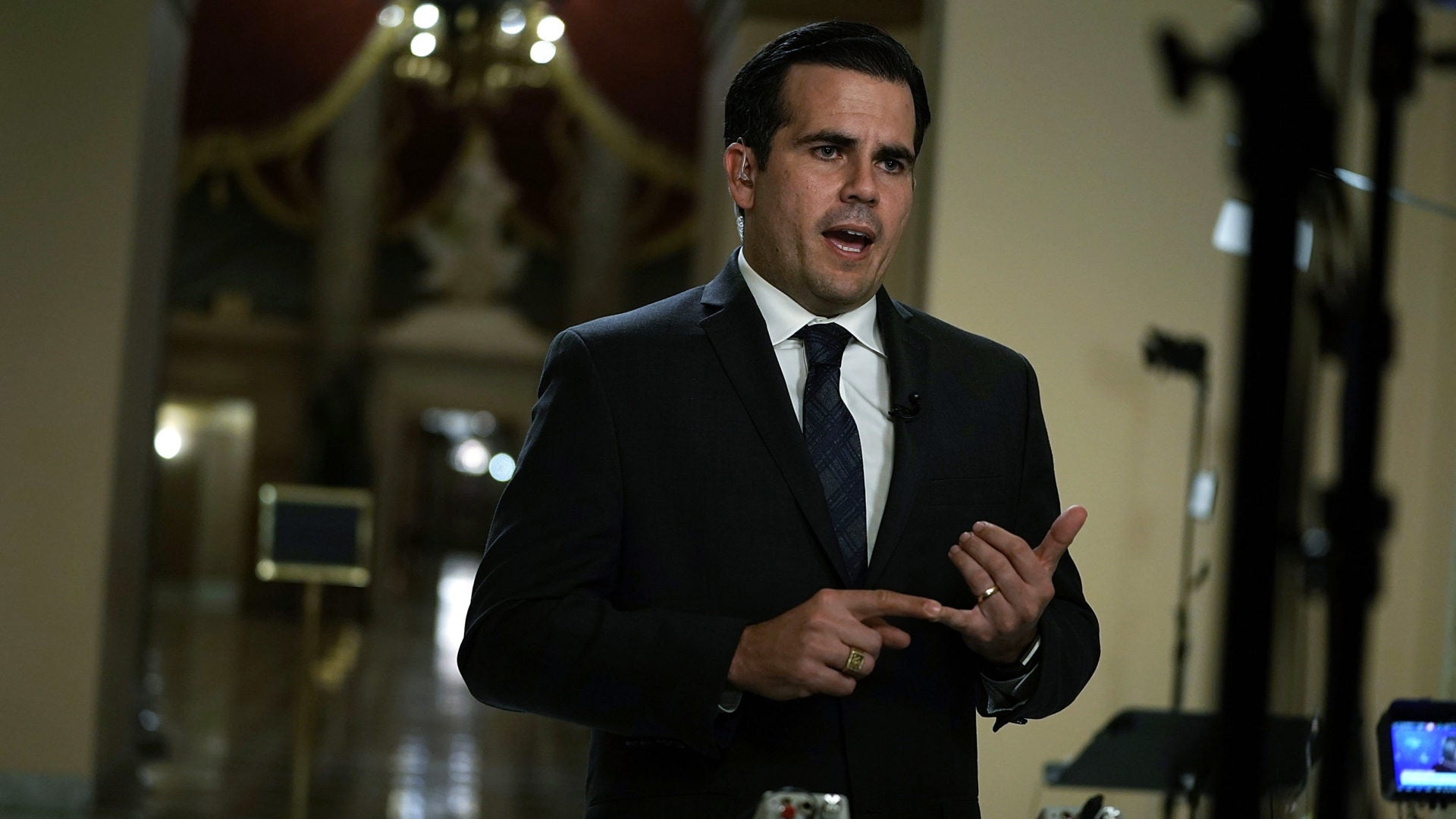 Politicians Call For Puerto Rico Governor To Resign Amid Protests