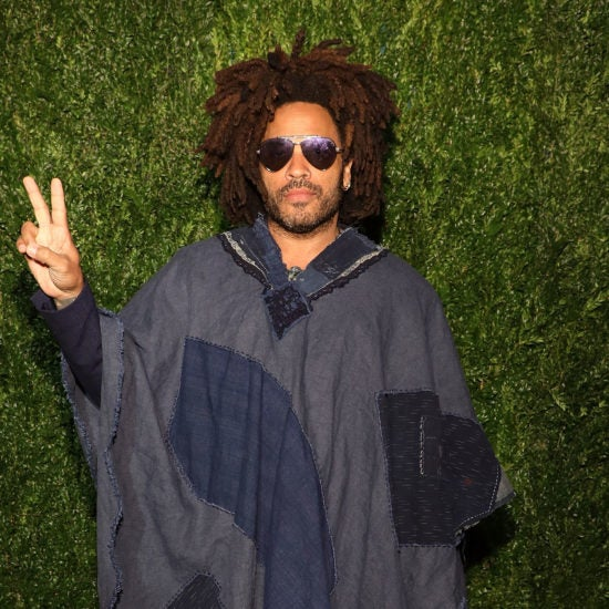 Lenny Kravitz Says Ex-Wife Lisa Bonet's Husband Is 'Like A Brother' To Him