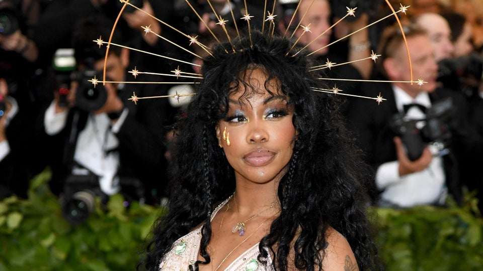 SZA Is Giving Us Hair And Skin Envy Galore