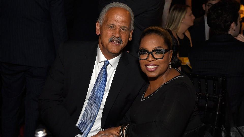 Oprah Winfrey Has Longtime Love Stedman Graham Sleeping In The Guest House Due To Coronavirus